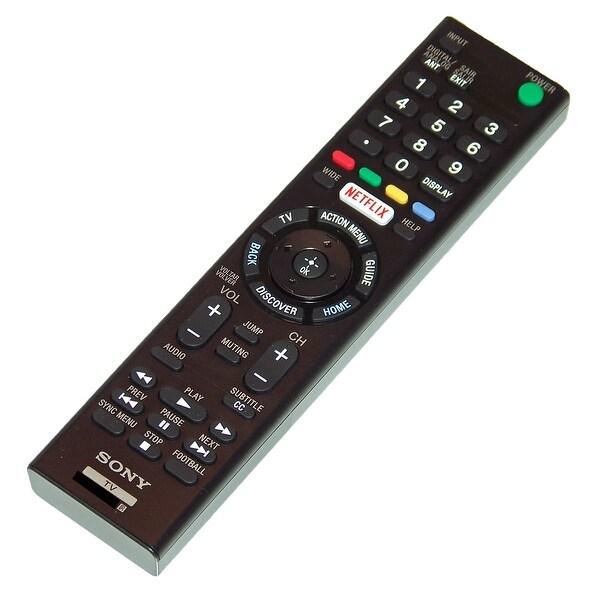 OEM Sony Remote Control: XBR49X830C, XBR-49X830C, XBR55X855C, XBR-55X855C, XBR65X855C, XBR-65X855C