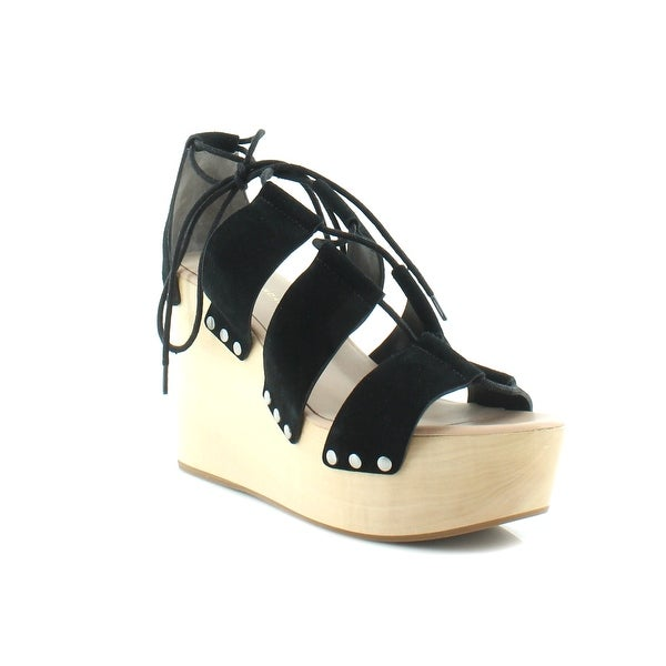 Loeffler Randall Ines Women's Sandals & Flip Flops Black