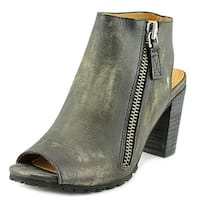 Corso Como Lailey Women  Peep-Toe Leather  Bootie