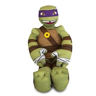 Teenage Mutant Ninja Turtles Donatello Plush Cuddle Pillow