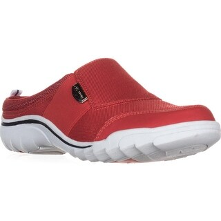 Anne Klein Guardless Slip On Fashion Sneakers, Medium Orange