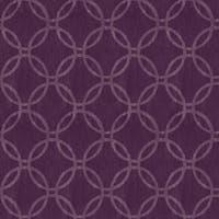 Brewster 2535-20642 Ecliptic Purple Geometric Wallpaper