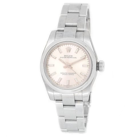 Pre-owned 26mm Rolex Oyster Perpetual Watch - One Size