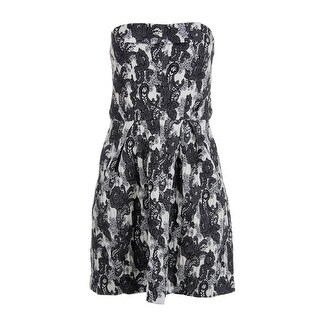Thakoon Womens Cocktail Dress Floral Jacquard - 6