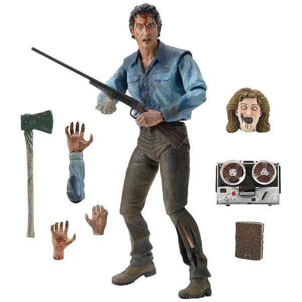 "Evil Dead 2 Ultimate Ash 7"" Scale Action Figure - multi"
