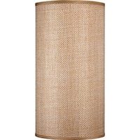 "Volume Lighting V0025 12"" Height Cylindrical Shade - n/a"
