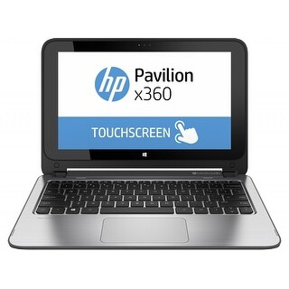 "Refurbished - HP 11t CTO 11.6"" Touch Laptop Intel Pentium N3540 2.16GHz 4GB 500GB Windows 10"