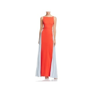 BCBG Max Azria Womens Brielle Evening Dress Woven Full-Length