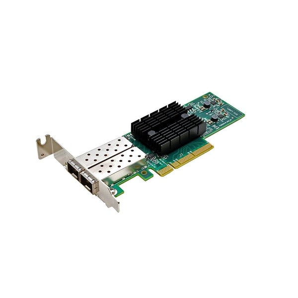 Synology E10g17-F2 Dual-Port 10Gb Sfp+ Pci Express 3.0 X8 Ethernet Adapter