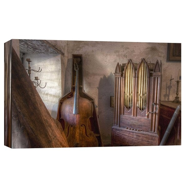 """PTM Images 9-101988 PTM Canvas Collection 8"""" x 10"""" - """"Ca Missions 5"""" Giclee Music Art Print on Canvas"""
