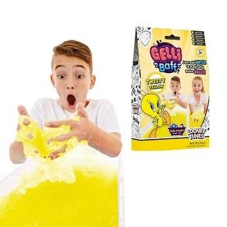 GELLI Bathtime Fun , Yellow Baff - Tweety Bird, 300g, 10.6oz