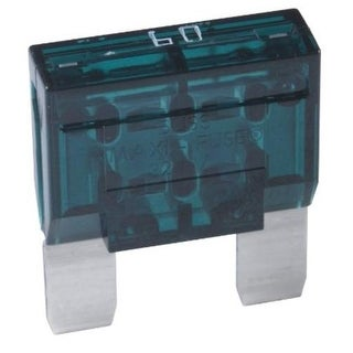 Cooper Bussmann BP/MAX-60-RP Maxi Automotive Blade Fuse, 60 Amp, Blue