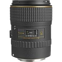 Tokina 100mm f/2.8 AT-X M100 AF Pro D Macro Autofocus Lens for Canon EOS - Black