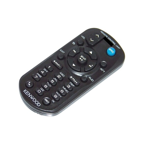 NEW OEM Kenwood Remote Control Originally Shipped With: KDCHD552U, KDC-HD552U