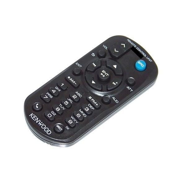 NEW OEM Kenwood Remote Control Originally Shipped With: KDCX496, KDC-X496