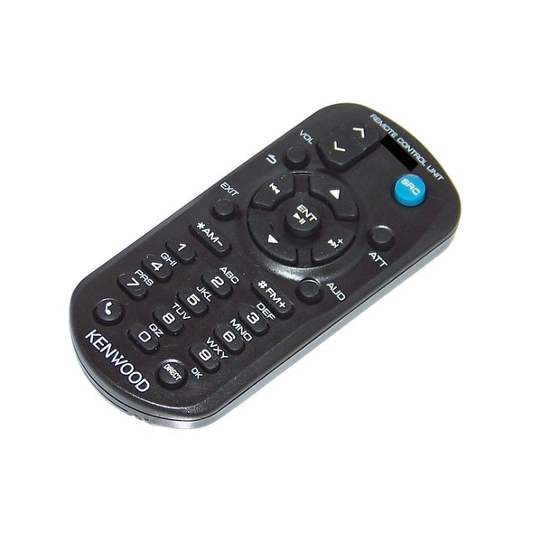 NEW OEM Kenwood Remote Control Originally Shipped With: KDCX596, KDC-X596