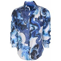 Robert Graham Classic Fit Boulder Beach Numbered Limited Edition Sport Shirt