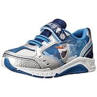 Disney Boys Olaf Casual Shoes Light Up