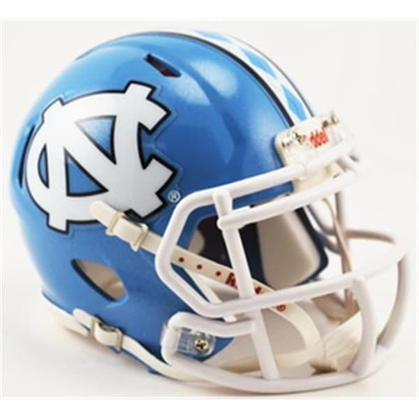 e3ace3eb3b5b Shop North Carolina Tar Heels Speed Mini Helmet - 2015 - Free Shipping On  Orders Over  45 - Overstock.com - 23977687