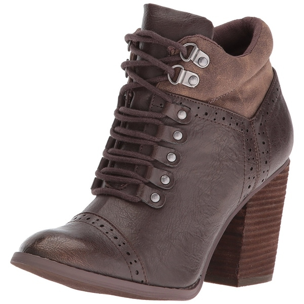Not Rated Women's Bearwood Ankle Bootie - 8