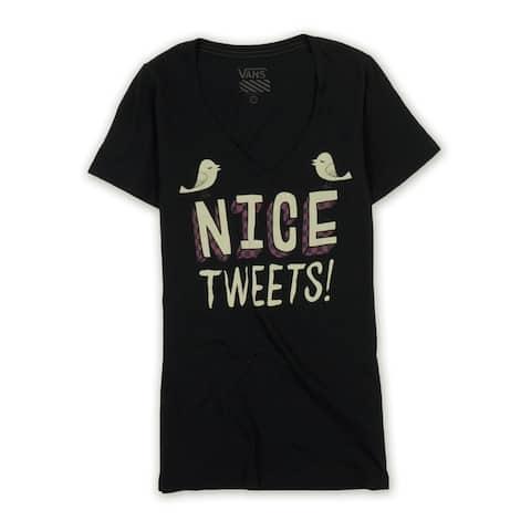 Vans Womens Two Birds Graphic T-Shirt