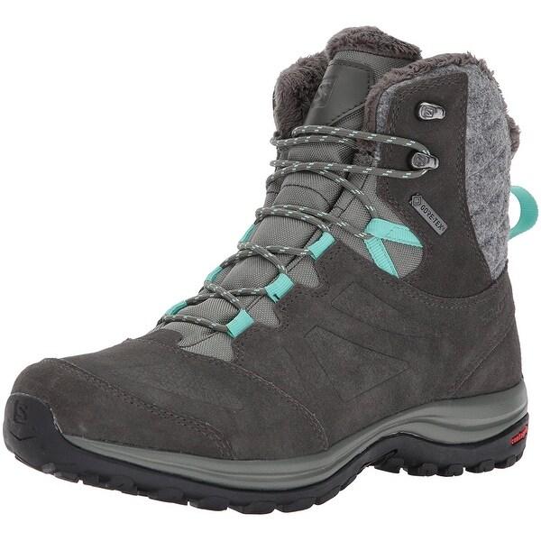 Shop Salomon Women's Ellipse Winter GTX Snow Boot Free