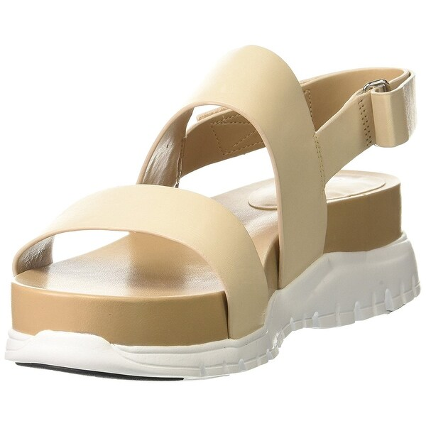 5f5270b97ed Shop Cole Haan Women s Zerogrand Slide Platform Sandal - Free ...