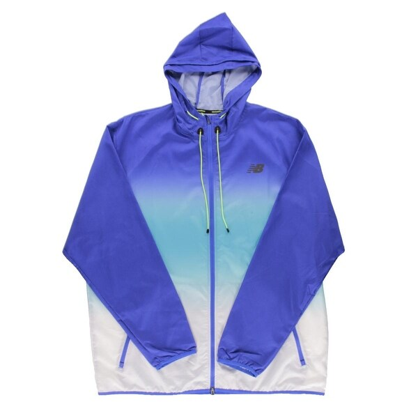 747da843cebb3 Shop New Balance Mens Big & Tall Athletic Jacket Ombre Long Sleeves - 2Xl -  Free Shipping On Orders Over $45 - Overstock - 20001365