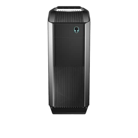 Dell Aurora R8 Intel Core i7-9700 X8 4.7GHz 16GB 1TB SSD Win10,Black/Gray(Scratch and Dent)