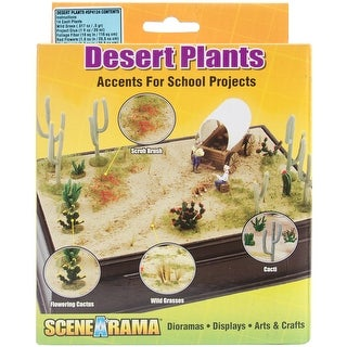Diorama Kit-Desert Plants