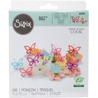 Sizzix Bigz 3-D Die By Where Women Cook-3D Butterflies