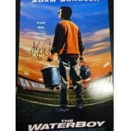 Signed Sandler Adam The Waterboy 11x17 Photo autographed
