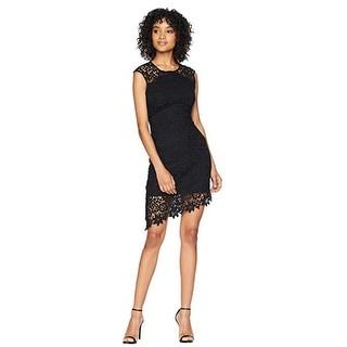 Link to bebe Black Sleeveless Sheath Dress Similar Items in Dresses
