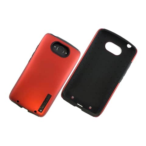 Incipio DualPro Case for Motorola Droid Turbo (1st gen) - Red/Black