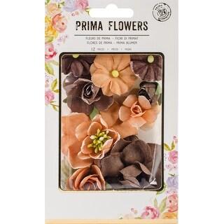 Amber Moon Flowers-Bramble