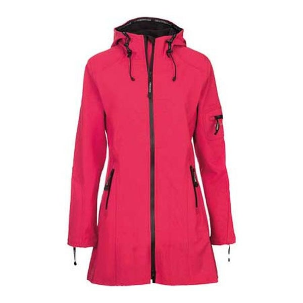 19b443636a7 Shop Ilse Jacobsen Women's Rain 07 Jacket Sweet Rose - Free Shipping Today  - Overstock - 11790636