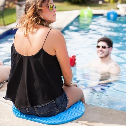 Super Soft Poolside Cushion