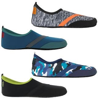 FitKicks Men's Breathable Ergonomic Comfort Non-Slip Sole Active Footwear|https://ak1.ostkcdn.com/images/products/is/images/direct/0e52ae9ddc397662f82abc9244212b5fe9470b7d/FitKicks-Men%27s-Breathable-Ergonomic-Comfort-Non-Slip-Sole-Active-Footwear.jpg?impolicy=medium