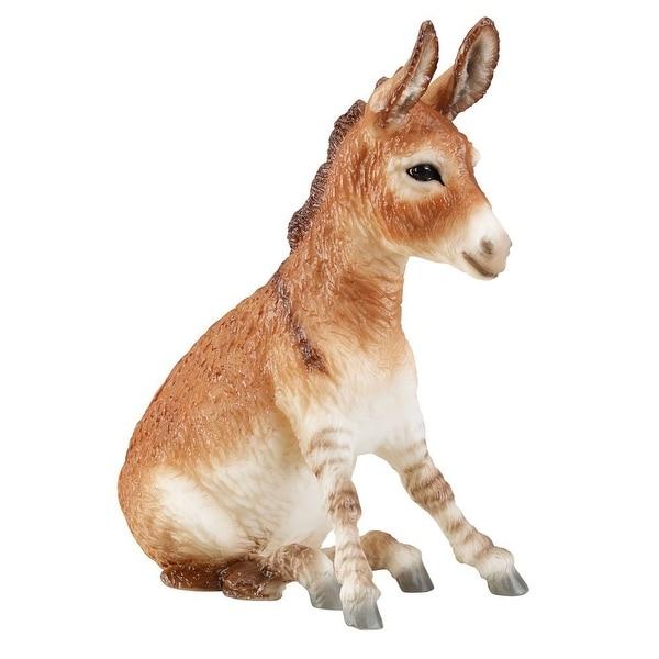 Breyer 1:9 Traditional Series Model Horse: Miniature Donkey - multi