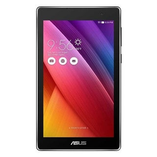 """Asus ZenPad C 7.0 Asus ZenPad C 7.0 Z170C-A1-BK 16 GB Tablet - 7"" - In-plane Switching (IPS) Technology - Wireless LAN -"