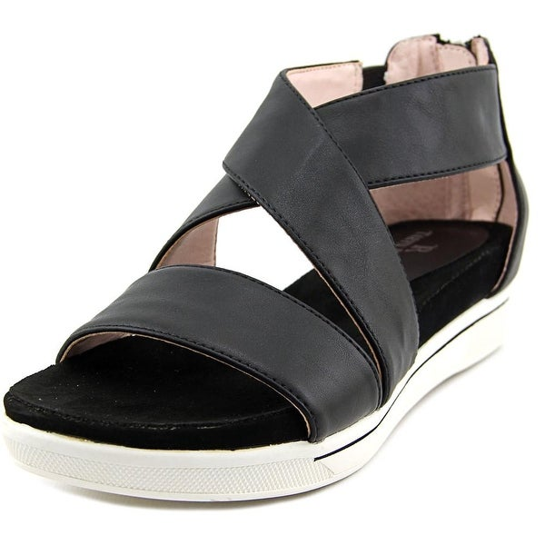 27dab89f9133fc Shop Taryn Rose Claudine Black Sandals - Free Shipping On Orders ...