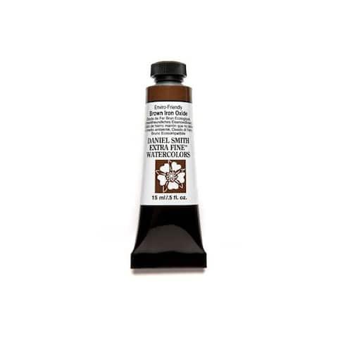 Daniel smith / jjc llc 284600178 daniel smith xf watercolor 15ml enviro brown iron oxide