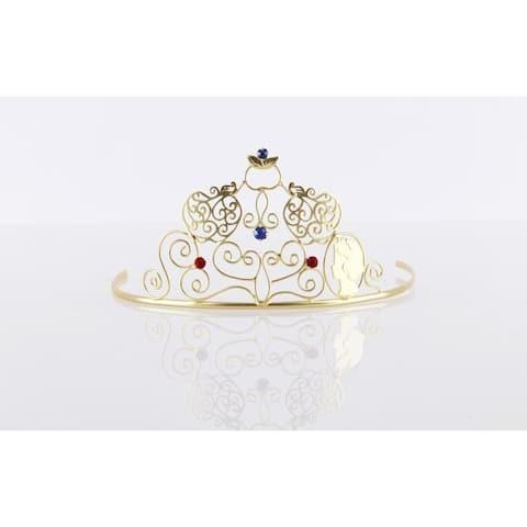 Disney Snow White Costume Tiara - Gold