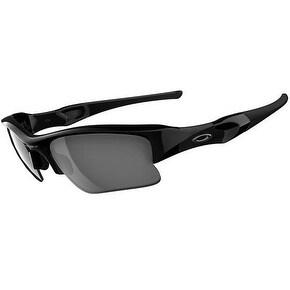 Oakley Flak Jacket XLJ Sunglasses - Black
