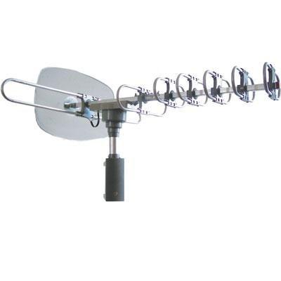 Supersonic Inc Sc-609 360° Hdtv Digital Amplified Tv Motorized Rotating Antenna