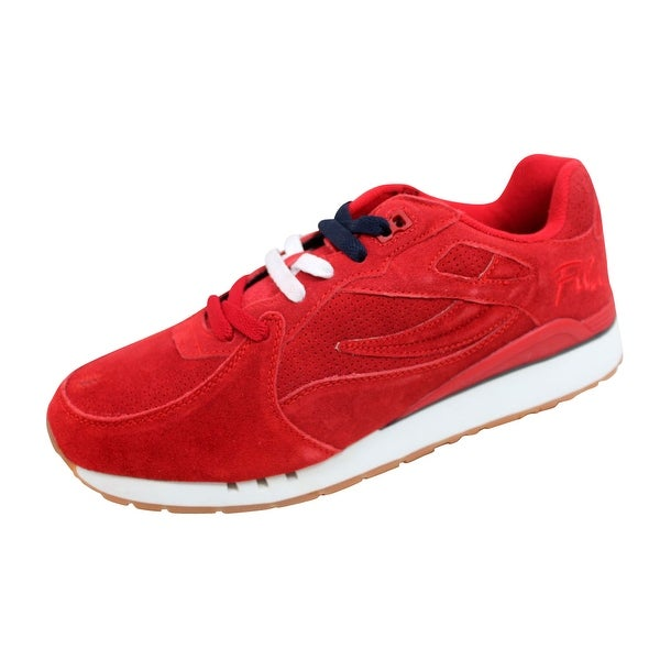 Fila Men's Overpass Fila Red/White-Navy 1VR12006-620