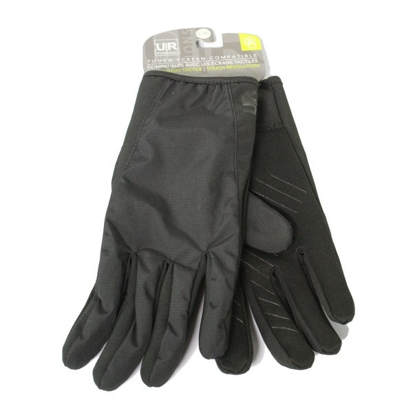 804c16ab2 Shop UR Powered Black Size XL Nylon Racer Back Touchscreen Winter Gloves - Free  Shipping On Orders Over $45 - Overstock - 22372322