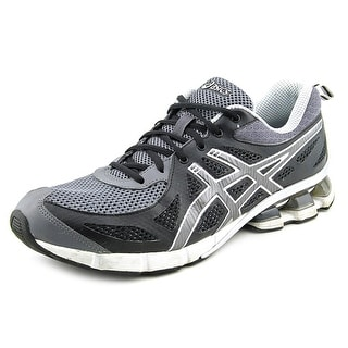 Asics Gel-Fierce Men  Round Toe Synthetic Gray Running Shoe
