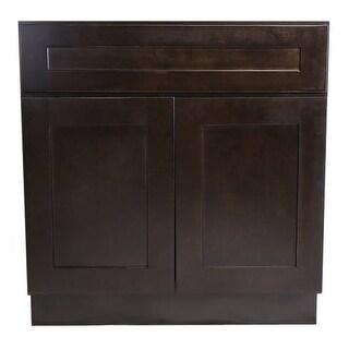 """Design House 562108 Brookings 48"""" Double Door Sink Base Cabinet"""