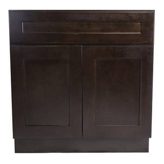 "Design House 562108 Brookings 48"" Double Door Sink Base Cabinet"